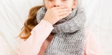 Bezpieczne sposoby na kaszel u najmłodszych