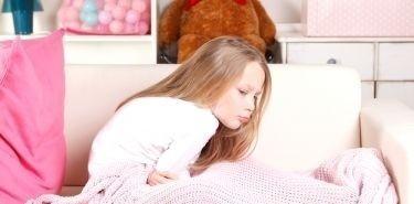 Biegunka u dziecka - jak sobie z nią radzić?