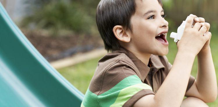 Dziecko z astmą w szkole