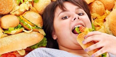 Hormon każe ludziom za dużo jeść