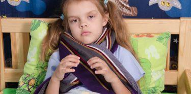 Jak leczyć infekcje i ból gardła u dzieci?