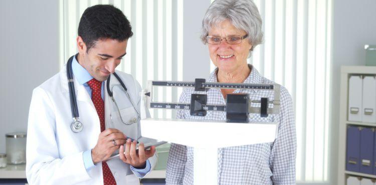 Jak rozmawiać z lekarzem na temat odchudzania?