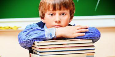 Mały Uczeń - pierwszy kontakt ze światem