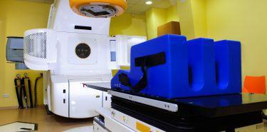 Radioterapia  po zabiegu chirurgicznym nowotworów układu nerwowego