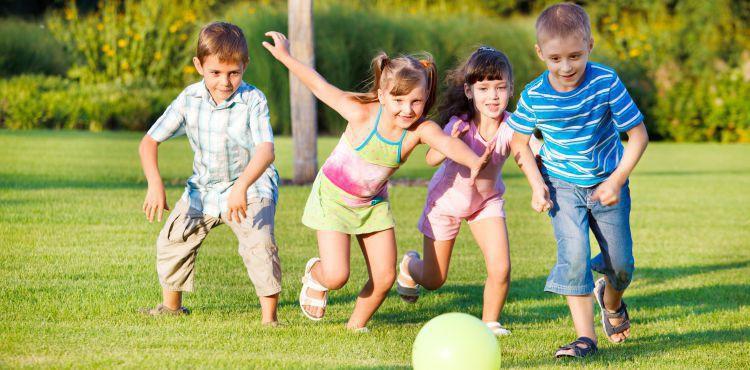 Ruch i jego wpływ na prawidłowy rozwój dziecka